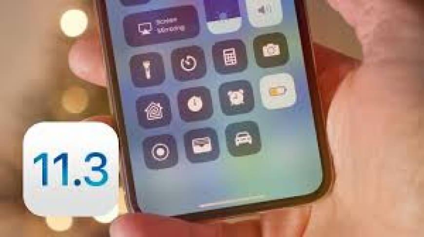 Novità di iOS 11.3